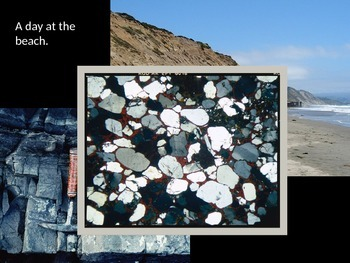 PowerPoint notes on Rocks (includes igneous, metamorphic, and sedimentary)