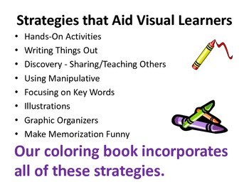 PowerPoint of Color Your Way Through the STAAR Coloring Book Presentation