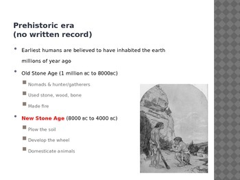 PowerPoint of Early Civilizations
