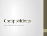 PowerPoint on Composition in Artwork