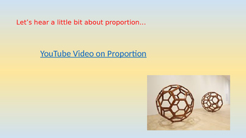 PowerPoint on Proportion