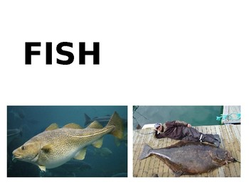 PowerPoint presentation on Fish