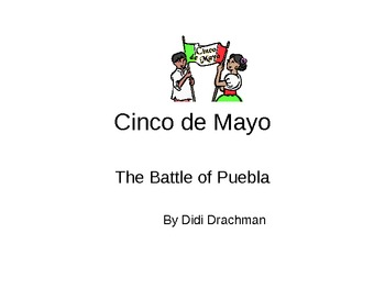 PowerPoint to Accompany Cinco de Mayo Play