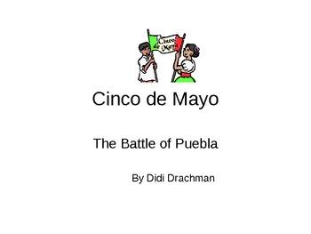 PowerPoint to Accompany Cinco de Mayo Play