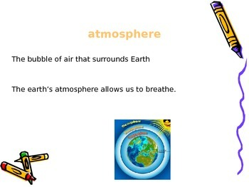 PowerPoints for Engage NY First Grade ELA  Domain 6 Astronomy Week 2