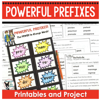 Prefixes Unit- Powerful Prefixes! A Complete Unit