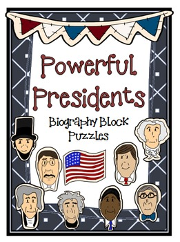 Powerful Presidents Lesson