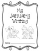 Writing Prompts-January {Task Cards and Journal Prompts fo