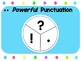 Powerful Punctuation Game