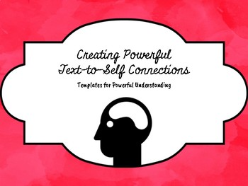 Powerful Text to Self Connection Templates