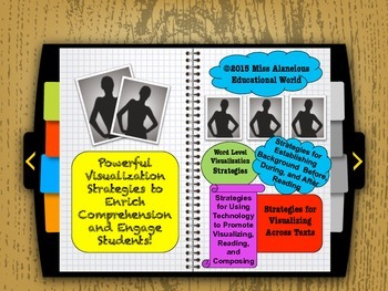 Powerful Visualization Strategies to Enhance Comprehension and Engage Students!