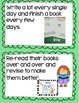 Powerful Writer Anchor Chart Cards