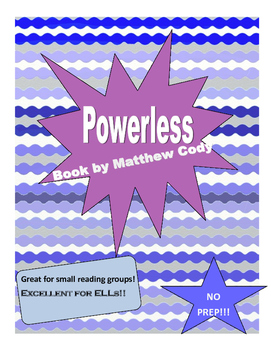 Powerless Book Club Packet