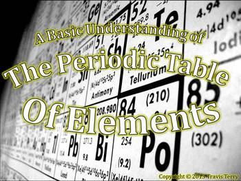Powerpoint: A Basic Understanding of The Periodic Table