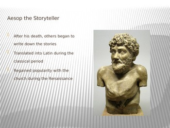 Powerpoint: Aesop's Fables