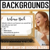 1/2 off 24 hrs Powerpoint Backgrounds and Google Slide Bac