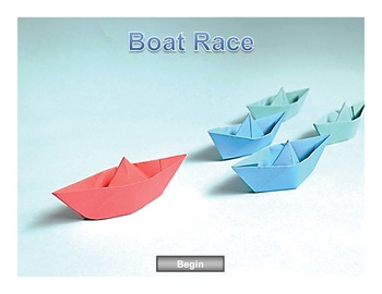 Powerpoint Boat Race