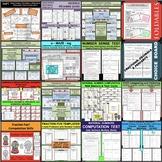 BUNDLE Fractions, Decimals, Percents, Scientific Notation