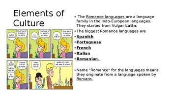 Powerpoint Elements of Culture