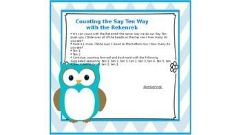 Powerpoint EngageNY Eureka Kindergarten Math Module 4 All Topics Lessons 1-41