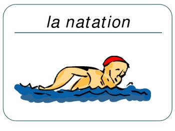FRENCH - PPT - Flashcards SPORT