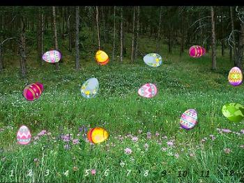 "Easter Powerpoint Game ""Egg Hunt"""