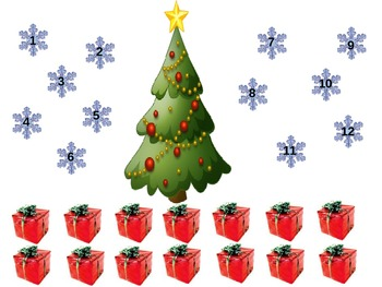 """Christmas Powerpoint Game """"Santa Claus is Coming to Town"""""""