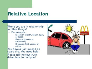 Powerpoint Geography - Intro to Longitude and Latitude - Les. 1