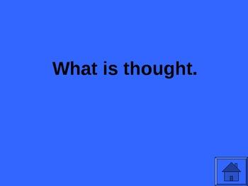 Powerpoint Grammar Jeopardy Game