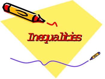 Powerpoint Graphing & Solving Inequality Review Game/Assessment Tool