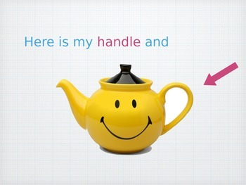 """Powerpoint - """"Im a Little Teapot"""""""