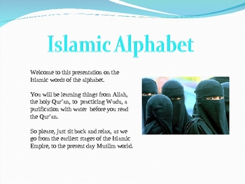 Powerpoint: Islamic Civilization/Empire with Student Project