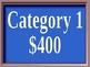 Powerpoint Jeopardy Template