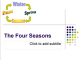 Powerpoint - Learning about the Seasons