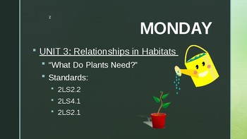 Powerpoint Lesson How Plants Grow