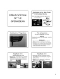 Powerpoint Notes Open Ocean: Pelagic