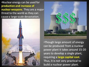 Powerpoint: Nuclear Energy