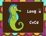 Powerpoint Phonics Drill Long U (CVCe)