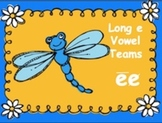 Powerpoint Phonics Drill Long e, vowel team ee