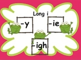 Powerpoint Phonics Drill Long i (y, ie, igh)
