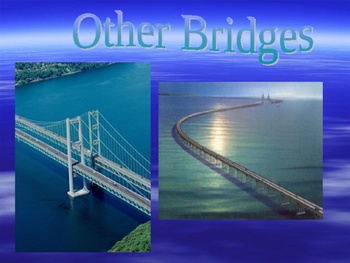 Powerpoint Presentation on bridges