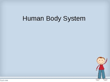 Powerpoint Quiz Human Body System