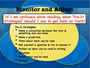 "Powerpoint ""Reading Strategies That Good Readers Use"""