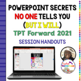 Powerpoint Secrets No One Tells You (But I Will) with Chan