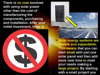 Powerpoint: Solar Energy