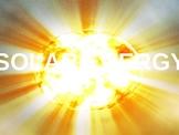 Powerpoint: Solar Energy