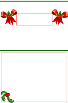 Powerpoint Templates - Christmas and Winter