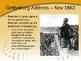 Powerpoint -- The U.S. Civil War: Union vs. Confederacy 1861-65