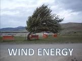 Powerpoint: Wind Energy