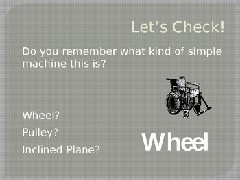 Powerpoint about Simple Machines